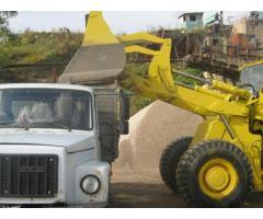 песок щебень пгс отсев плетняк торф вывоз мусора 5-15 тонн