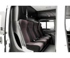 Переоборудование цельнометаллического фургона Peugeot Boxer в г/пассажирский 6+1 «УЛЬТИМАТУМ»