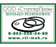 Кольцо резиновое круглое .