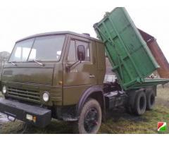 Продам КамАЗ 55102  10т