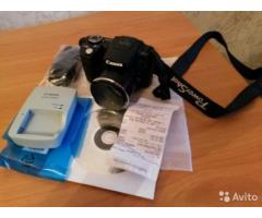 Продаю фотоаппарат Canon PowerShot SX510HS в идеальном состоянии