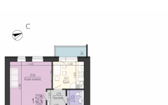 Продаю квартиру в новостройке