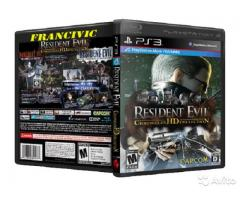 Resident evil chronicles hd selectioN PS3