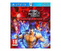 Fist of the north star ken s rage 2 playstation 3
