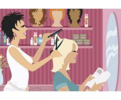 Парикмахер в салон красоты