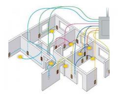 Медная проводка, замена проводки в квартире. 89832697994