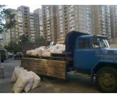 Вывоз мусора Ставрополь от 1500. ГАЗель. ЗИЛ. Грузчики.