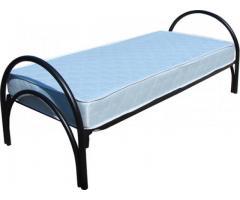 Оптовые цены на армейские металлические кровати от производителя. Дёшево.
