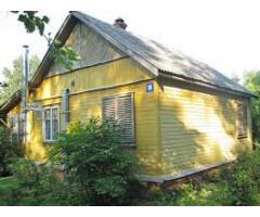 Сдам дом, одноэтажный , на участке 15 сот., в Курской области . Под прописку.