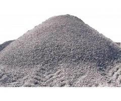 Песок, Щебень, Чернозем