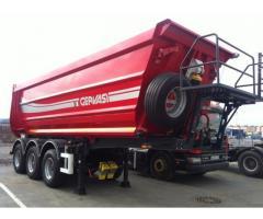 Организация предлагает услугу по перевозке инертных(сыпучих ) грузов
