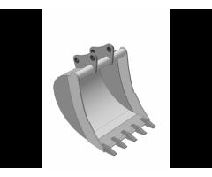 Ковши экскаваторные для JCB 220( 1.5м3)