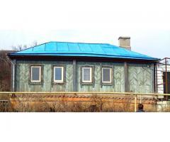 Продам дом на берегу реки Дон