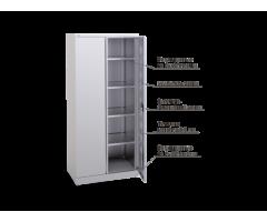 Производство и реализация офисной и производственной металлической мебели марки Meigenz.