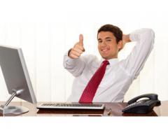 Ведём набор сотрудников в коммерческую организацию.