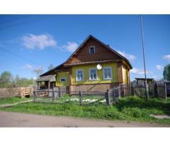 Продам дом в Новгородской обл. 120 кв.м 15 сот.