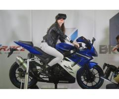 Sporbike - мотосимулятор в очках Oculus Rift