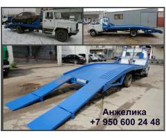 Установка эвакуаторной платформы на ГАЗон Некст, ГАЗон 3307, ГАЗон Садко 3308, Валдай, ГАЗон 3309.