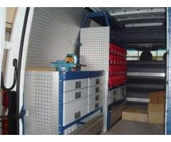 Оборудование для автомастерских и сервисных автомобилей