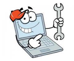 Сложный ремонт ноутбуков с заменой видеочипа  и видематрицы