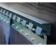 Термошторы, ленточные ПВХ завесы