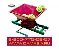 пресс для отжима винограда своими руками