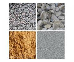 доставка щебня песка грунта
