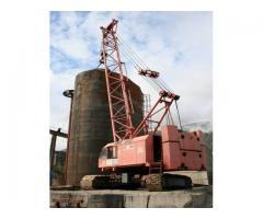 Аренда крана грузоподъемностью 100 тонн в Кировске Мурманской области