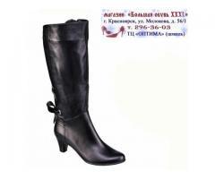 женская зимняя  обувь 41-44