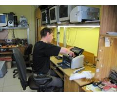 Ремонт компьютеров и оргтехники любой сложности