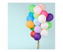 Доставка воздушных шаров Владимир!