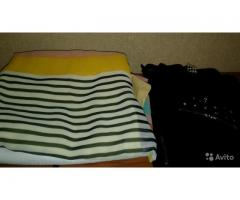 Одежда(Разгружаю гардероб)