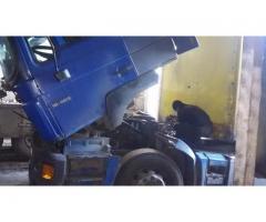 Ремонт грузовиков в Ростове-на-Дону