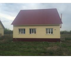 Продам дом срубовой