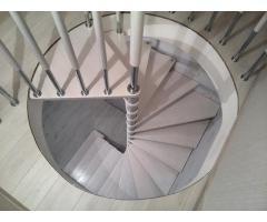 Сборные винтовые лестницы в Биробиджан