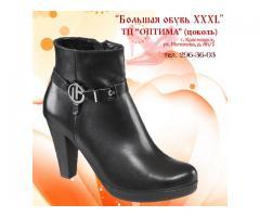 женская весенняя обувь с 41 по 44