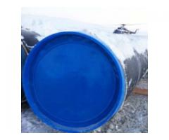Покупаем заглушки от труб Газпром