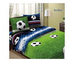 Комплект детского постельного белья «Футбол»