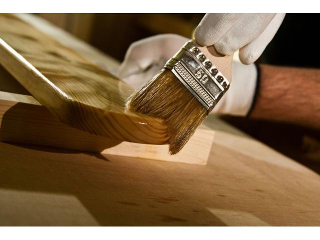 Масло льняное для обработки древесины