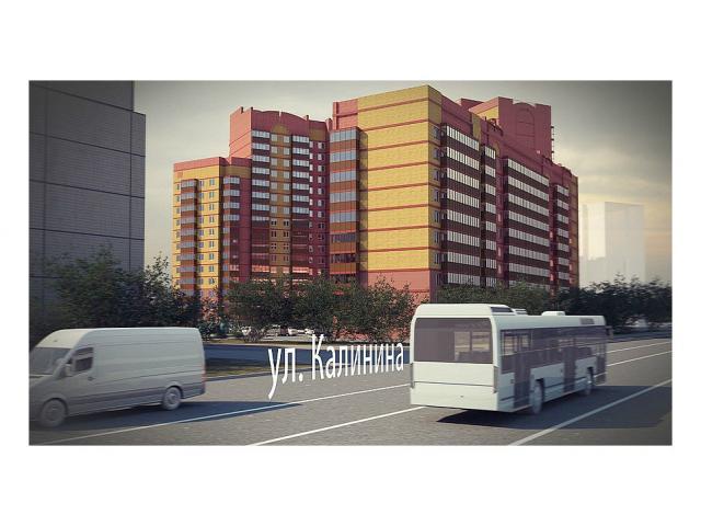 Продам 2-комнатную квартиру ЖК Калининский
