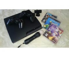 Игровая приставка PlayStation3 1Tb Прошитая + Игры