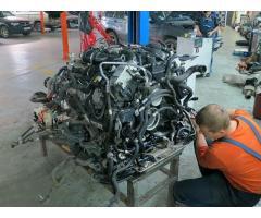 Двигатели и запчасти на спецтехнику