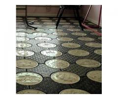 Тротуарная плитка,брусчатка под мрамор от произв.