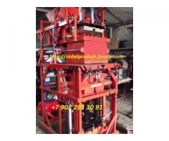 Автоматизированное оборудование по производству теплоблоков и евроблоков