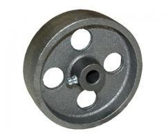 Колеса для печей. Жаростойкие колеса из чугуна и фенольной смолы