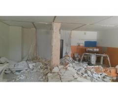 уберем любые помещения, подвалы, территории с вывозом мусора
