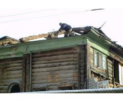 демонтаж любых строений с вывозом мусора