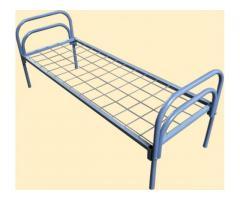 Кровати с металлическими сетками, Двухъярусные кровати