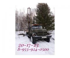 Бурение скважин Томск 1600