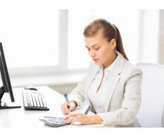 Помощник с образованием/опытом бухгалтера